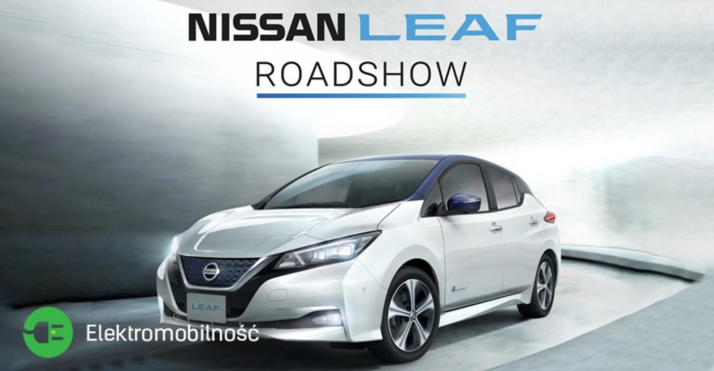 nissan road show warszawa